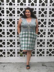 Oia Dress